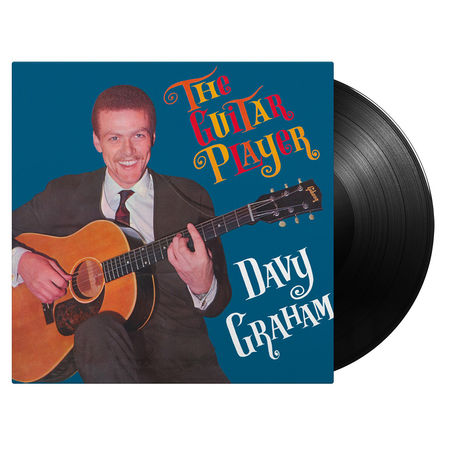 Davy Graham: The Guitar Player