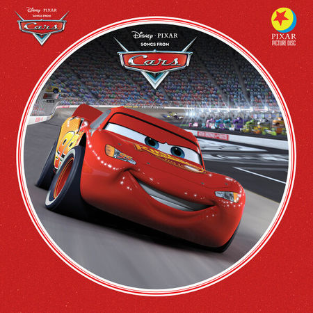 Various Artists: Songs From Cars: Limited Edition Picture Disc