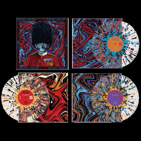King Gizzard & The Lizard Wizard: Live In London '19 (Fuzz Club Official Bootleg): 180gm Splatter Vinyl Box Set [hand-numbered /666]