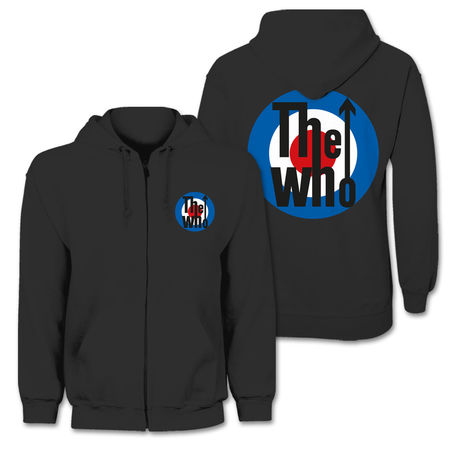 The Who: Classic Target Logo Hoodie
