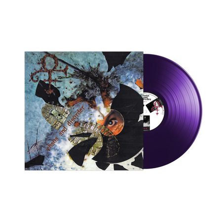 Prince: Chaos and Disorder: Limited Edition Purple Vinyl