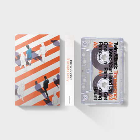 Twin Atlantic: Transparency: Signed Exclusive Cassette