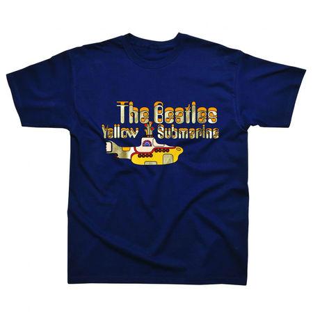 The Beatles: Yellow Submarine Anniversary T-Shirt