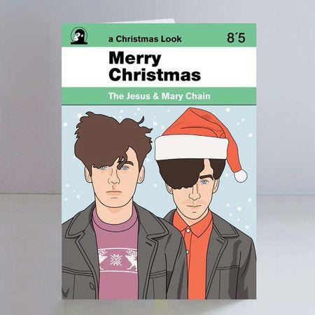 The Jesus & Mary Chain: The Jesus & Mary Chain Christmas Card