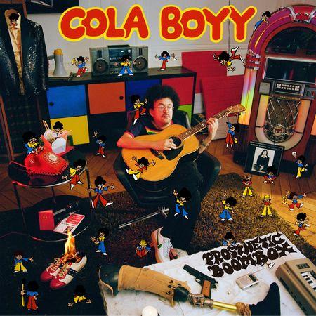 Cola Boyy: Prosthetic Boombox: CD