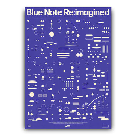 Blue Note: Blue Note Re:Imagined Limited Edition Print