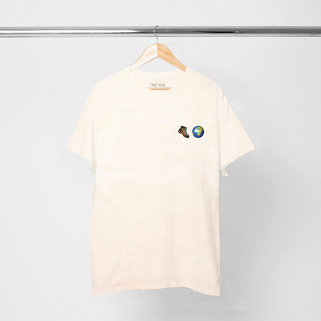 The 1975: BOOT+WORLD VINTAGE T-SHIRT