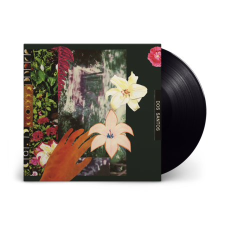 Dos Santos: City of Mirrors: Black Vinyl LP