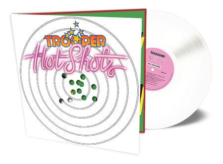 Trooper: Hot Shots (180G White Vinyl) [LP]