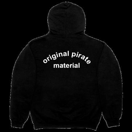 The Streets: Original Pirate Material Black Hoodie