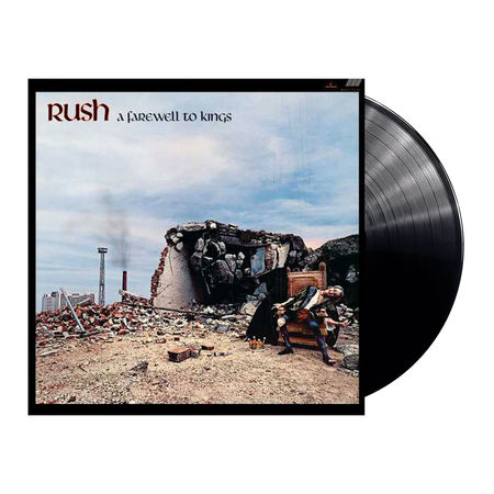 Rush: A Farewell To Kings