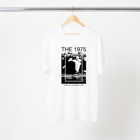 The 1975: NOTES ON A CONDITIONAL PHOTO T-SHIRT