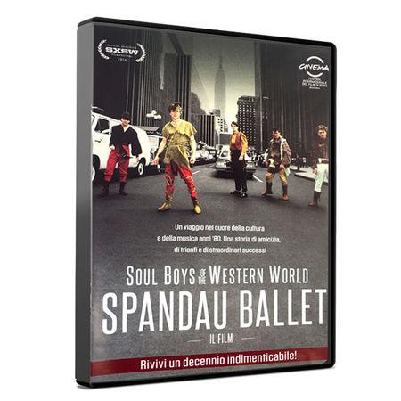 Spandau Ballet: SPANDAU BALLET THE FILM: SOUL BOYS OF THE WESTERN WORLD(ITALIAN EDITION DVD)