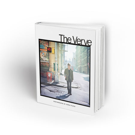 Chris Floyd: The Verve – Photographs By Chris Floyd