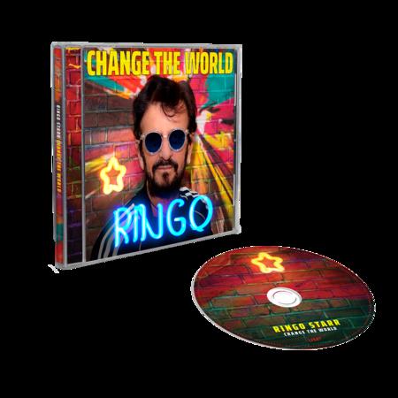 Ringo Starr: Change The World EP: CD