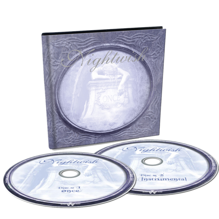 Nightwish: Once (Remastered): Limited Edition 2CD Digibook
