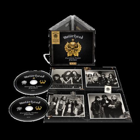 Motörhead: Everything Louder Forever - The Very Best Of: 2CD