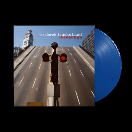 The Derek Trucks Band: ROADSONGS: Limited Edition Blue Vinyl 2LP