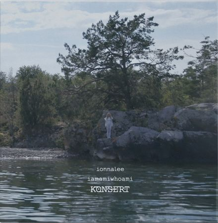 Ionnalee & iamamiwhoami: KONSERT: Limited Edition Translucent Moss Green Vinyl 2LP