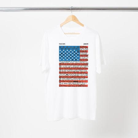 The 1975: I Like America T-Shirt