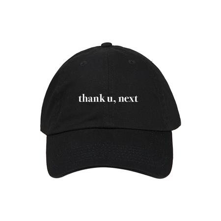 Ariana Grande: THANK U, NEXT DAD HAT