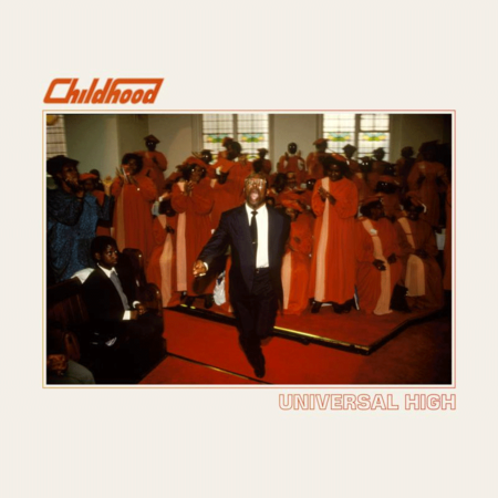 Childhood: Universal High: Red Vinyl