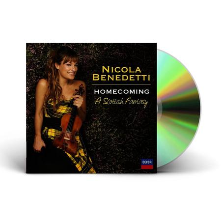 Nicola Benedetti: Homecoming
