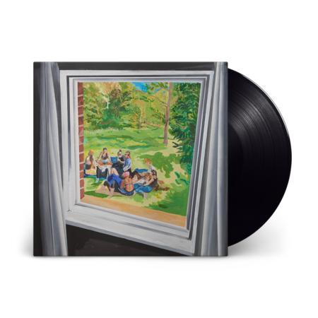Deep Throat Choir: In Order To Know You: Black Vinyl LP
