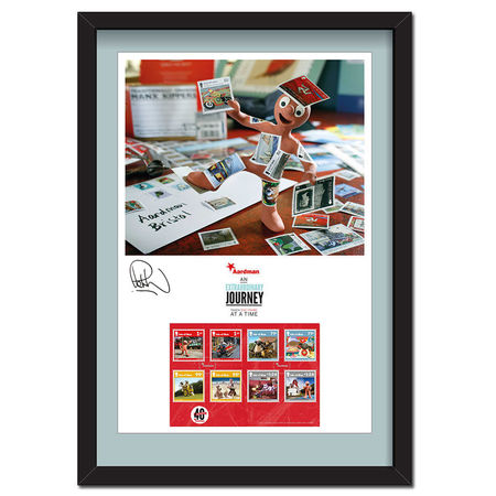Aardman: Aardman Limited Edition Signed Framed Print