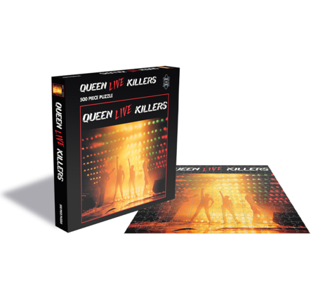 Queen: Live Killers (500 Piece Jigsaw Puzzle)