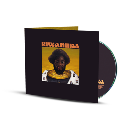 Michael Kiwanuka: Kiwanuka Digipak CD