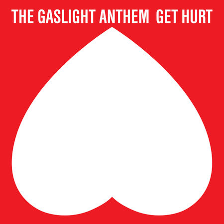 The Gaslight Anthem: Get Hurt - Limited Edition Deluxe Edition with Signed Booklet