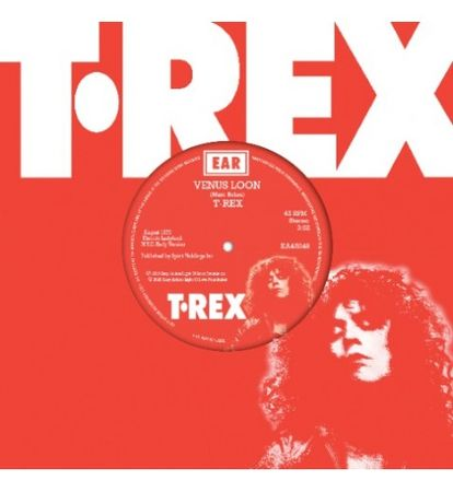 T. Rex: Venus Loon/ Til Dawn: Limited Edition Red 7