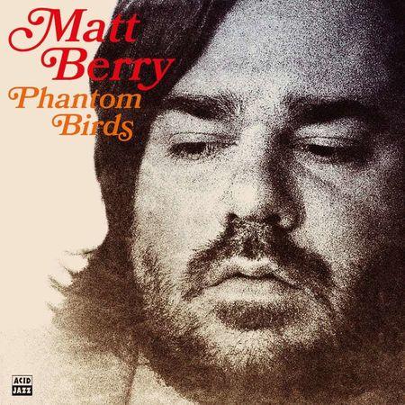 Matt Berry: Phantom Birds: Black Vinyl
