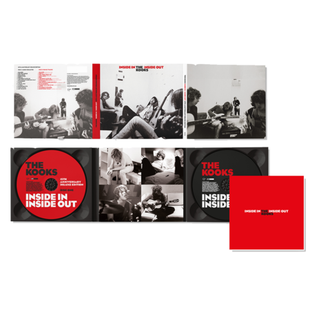The Kooks: Inside In, Inside Out: 2CD