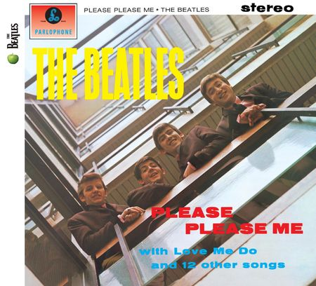 The Beatles: Please Please Me: Remastered