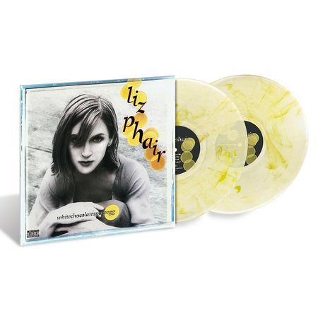 Liz Phair: Whitechocolatespaceegg (Clear with Yellow Smoke 2LP)