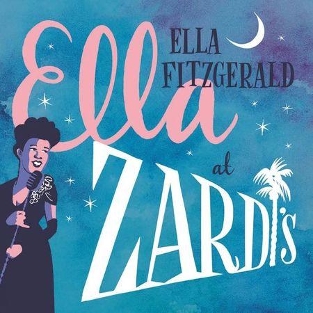 Ella Fitzgerald: Ella At Zardi's