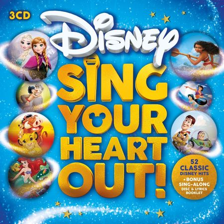 Various Artists: Sing Your Heart Out - Disney
