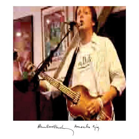 Paul McCartney: Amoeba Gig (CD)