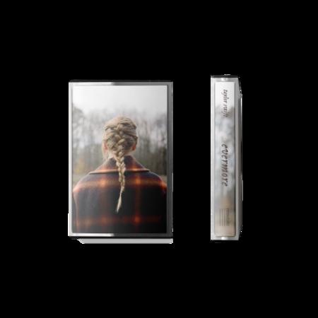 Taylor Swift: Evermore album deluxe edition cassette