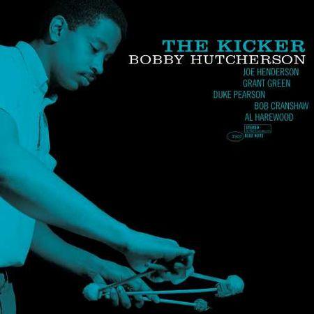 Bobby Hutcherson: The Kicker (Blue Note Tone Poet Series) (LP)