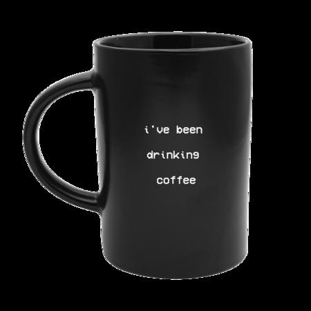 Ariana Grande: BEEN DRINKING COFFEE MUG