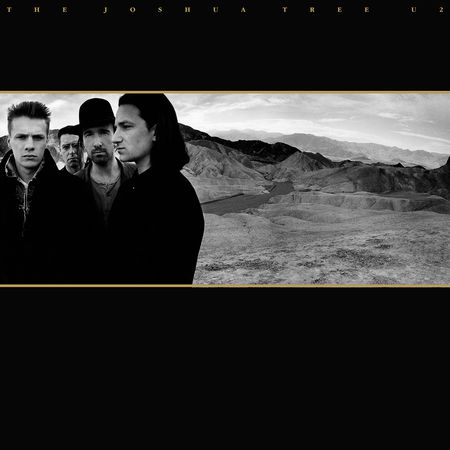 U2: The Joshua Tree - Standard CD