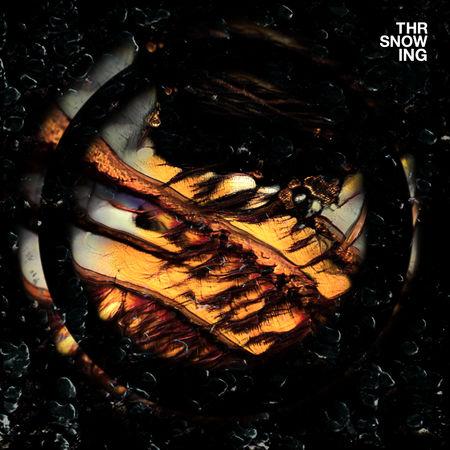 Throwing Snow: Dragons: Limited Edition Orange Marble Vinyl LP