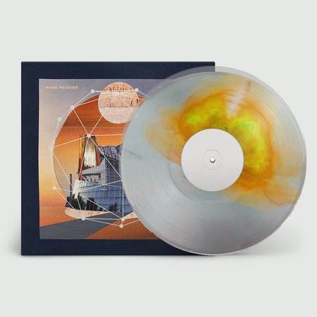 Mark McGuire: Beyond Belief: Limited Edition Double Orange 'Solar Swirl' Vinyl