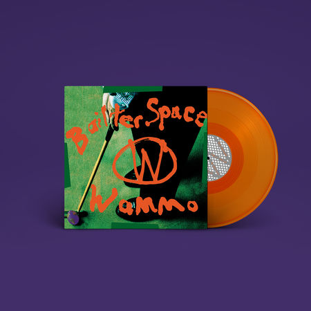 Bailter Space: WAMMO: Limited 25th Anniversary Edition Orange Vinyl