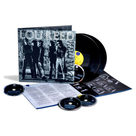Lou Reed: New York: Deluxe Edition Box Set