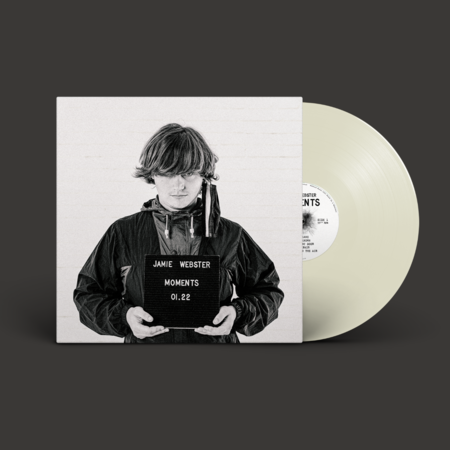 Jamie Webster: Moments: Signed Exclusive White Vinyl LP