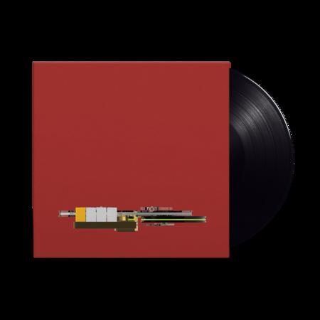 Lomond Campbell: LŪP: Black Vinyl LP